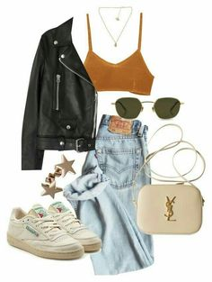 A fashion look from September 2017 featuring Acne Studios, RVCA and leather shoes. Browse and shop related looks. Fashion Mode, Hipster Fashion, Look Fashion, Teen Fashion, Korean Fashion, Fashion Outfits, Womens Fashion, Fashion Trends, Retro Outfits