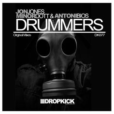 Out now on Beatport Drummers V.A comp including my collaboration with Minor Dott, who was nominated as best Techno Artist/Dj/Producer 2012-2013 in Colombia from Dance Awards®    Released by: Dropkick Records   Release/catalogue number: DK077   Release date: Nov 27, 2012