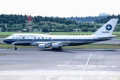 VARIG Brasil Boeing 747-300
