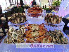 #Seafood galore at the Sunday #Brunch at #ThePeninsulaManila #food
