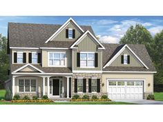 Colonial+House+Plan+with+2470+Square+Feet+and+4+Bedrooms+from+Dream+Home+Source+ +House+Plan+Code+DHSW075995
