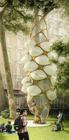 TREE HOPPER - otco   Architecture or Art?