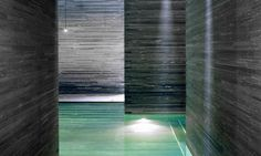 Therme Vals Spa by Peter Zumthor - Homeli