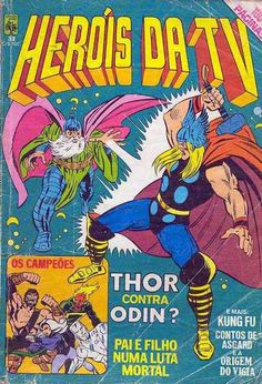Cover for Heróis da TV (Editora Abril, 1979 series) #32