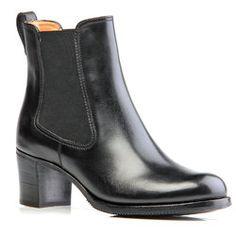 Caserta Women's Boot by Gravati Black Calf, $317.94 can be purchased from #BerenShoes Online Store with Discount Coupons and Vouchers.