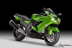 Kawasaki ZZR 1400 2012 - Zdjęcia | Motocykl Online