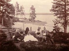 Беломорская Карелия 1894. Pre-revolutionary Russia.