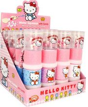 Hello Kitty Water Squeeze with Candy.