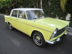 1961 FIAT 2100 Berlina
