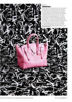 L'édition spéciale Soft Ricky Pink Pony présentée dans M, le magazine du Monde, France