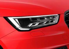 10 Attractive Audi A1 Headlight V2 Wallpaper