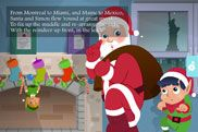 Santa and the Christmas List Muddle for iPhone and iPad -> https://itunes.apple.com/au/app/santa-christmas-list-muddle/id581817581?ls=1=8 #app #kidsapp #iphone #ipad