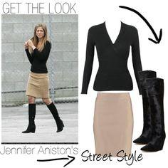 GET THE LOOK: Jennifer Aniston's Street Style