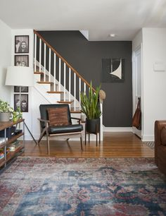 Rug Inspiration for the Living Room via Simply Grove by Mindy Bucklew