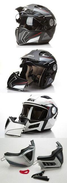 New Cool Motorcycle Helmets Custom Bikes 43 Ideas Motorcycle Equipment, Custom Motorcycle Helmets, Custom Helmets, Motorcycle Gear, Custom Bikes, Motorcycle Adventure, Helmet Tattoo, Biker Gear, Tactical Helmet
