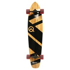 Quest Super Cruiser Artisan Bamboo Longboard Skateboard Made in Mars, Grounded in L. Our Artisan Super Longboard with beautiful Bamboo and Bamboo Longboard, Best Longboard, Cruiser Skateboards, Cool Skateboards, Longboard Cruiser, Long Board, Bamboo Decking, Board Skateboard, Santa Cruz