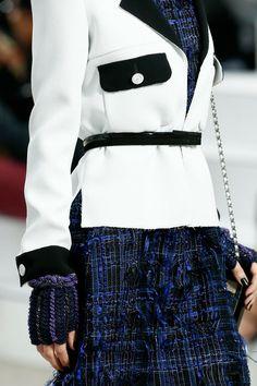 Eye for detail - Chanel - monstylepin #fashion #style #detail #designerfashion #chanel #classic