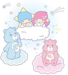 Care Bears & Little Twin Stars