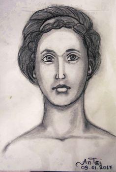 pencil An. Painters, Greek, Pencil, Portrait, Headshot Photography, Men Portrait, Portrait Paintings, Portraits, Head Shots