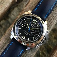 In some cases part of that image is the quantity of money you invested to use a watch with a name like Rolex on it; it is no secret how much watches like that can cost. Dream Watches, Fine Watches, Sport Watches, Luxury Watches, Cool Watches, Panerai Luminor, Panerai Watches, Patek Philippe, Audemars Piguet