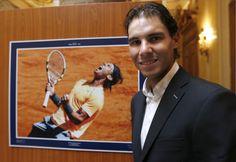 Rafaholics - Rafael Nadal Fan Site: HQ Photos: Monte-Carlo Draw