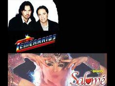 Si Tú Quisieras - LOS TEMERARIOS - versión para TV (Televisa San Angel)