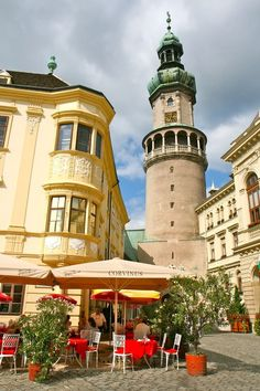 Sopron, Hungary // Thanks to Pinterest, I now want to travel here someday :)