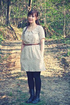 Anna // Paunnet // Banksia dress