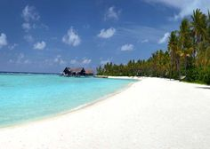 Take a luxury holiday in the paradise islands of the Maldives.