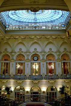 Casino de Madrid.