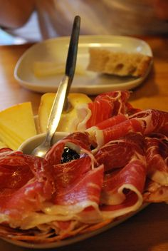 #iberian ham #cheese  #bread #tapas #portugal