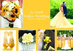 si vous rêvez d'un #mariage #solaire, sous les sunlights des #tropiques.... mais en Belgique (et oui!), le meilleur remède est une #décoration dédiée au #jaune ! Avec le #bleu clair, il vous donnera l'impression d'être déjà à la #plage :D Cette épingle est dédiée au look. #jennyshappenings #weddingplanner #eventplanner