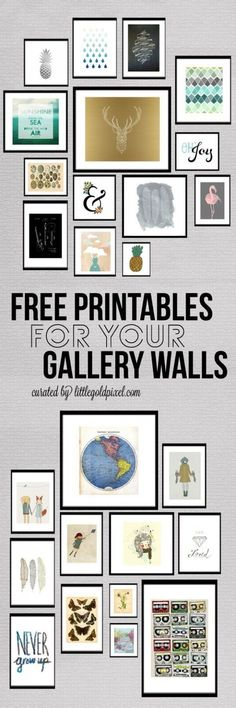 Cute DIY Room Decor Ideas for Teens - DIY Bedroom Projects for Teenagers - Free Printable Quotes for Bedroom Walls https://www.djpeter.co.za