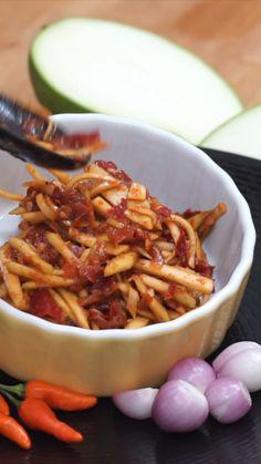 Indian Food Recipes, Asian Recipes, Healthy Recipes, Sambal Recipe, Malay Food, Malaysian Food, Indonesian Food, Diy Food, No Cook Meals