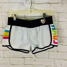 50c2ad0e3f Roxy Board Shorts Junior Size 5 Swim Surf Board White #ROXY  #ActivewearShorts #surfworkout