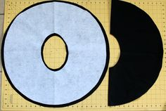 How to Make a Floppy Fedora Applique Quilt Patterns, Sewing Patterns, Sewing Ideas, Wide Brim Sun Hat, Dress Cuts, Sun Hats, How To Make, Quilting, Cross Stitch