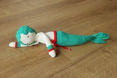 MICI the mermaid made by Natalie H. / crochet pattern by lalylala
