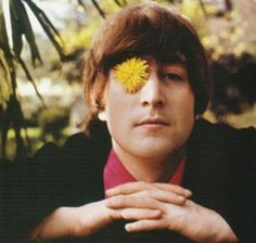 Lennon. My first love. My father always jokes we alone started The Beatles revival because together we'd spend hours by his record player where he'd share his favorite music with me. I had the words to every song memorized. Any appreciation for music I have begins with my father...and John Lennon.