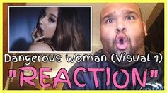 ARIANA GRANDE - DANGEROUS WOMAN (VISUAL 1) REACTION Music Video Posted on http://musicvideopalace.com/ariana-grande-dangerous-woman-visual-1-reaction/