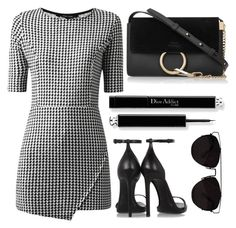 """""""Untitled #4676"""" by tatyanaoliveiratatiana ❤ liked on Polyvore featuring Yves Saint Laurent"""