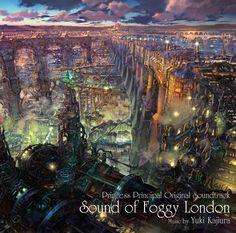 Yuki Kajiura - Princess Principal Original Soundtrack: Sound of Foggy London - Anime - 2017 - Japan