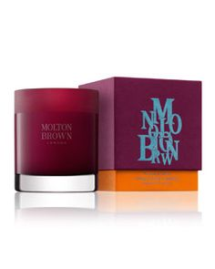C1BY0 Molton Brown Patchouli & Saffron Single Wick Candle