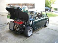 Supercharged VTEC Mini