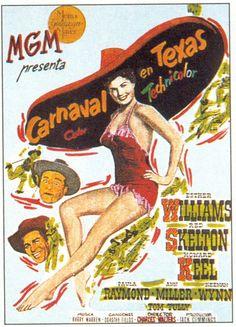 Una Pagina de Cine 1951 Texas carnival - Carnaval en Texas (esp) 01.jpg