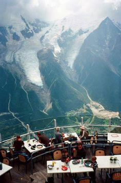 Restaurant Mont Blanc - Chamonix, France