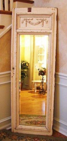 garderobe aus alter t r selber bauen anleitung und weitere ideen falshes kamin pinterest. Black Bedroom Furniture Sets. Home Design Ideas