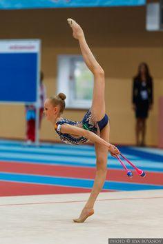 Alina Ermolova (Russia) junior, Russian-Chinese Games 2015