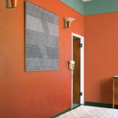 Bright Wall / Color Block