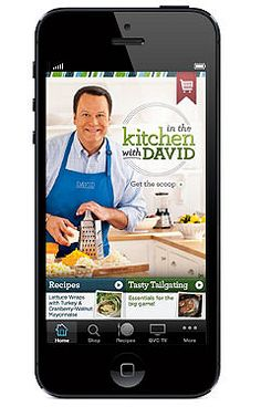In the Kitchen with David — QVC Apps for iPhone — QVC Everywhere — QVC.com