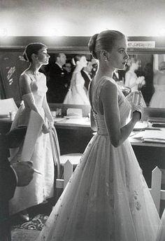 Grace Kelly Audrey Hepburn